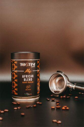 Tostini Caffè Miscela African Blend | 250 gr