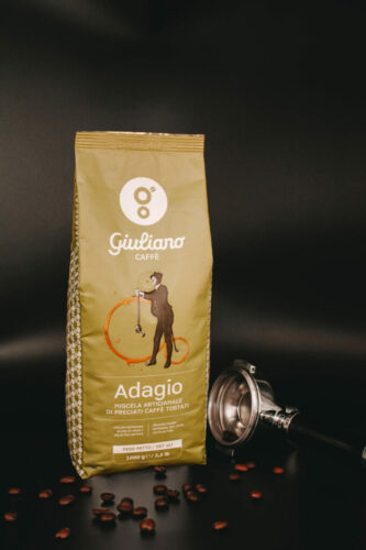 Giuliano Caffé Adagio | 1 Kg