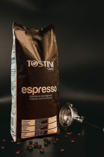 Tostini Caffè Miscela Espresso | 1 kg